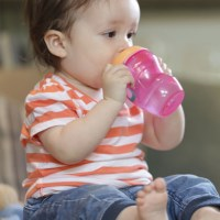 How much should my baby be drinking