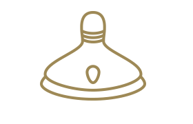 Breast-like shaped teat