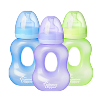 Wide Neck Nipper Gripper Bottle